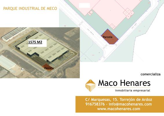 urban lands venta in meco