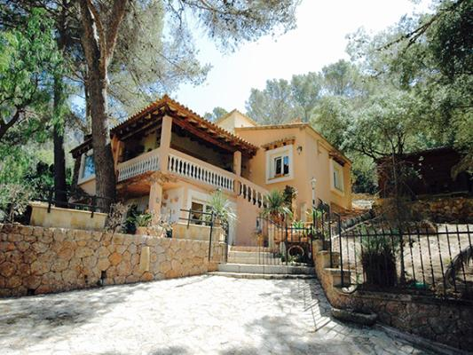 single family houses venta in bunyola