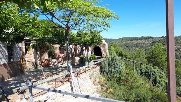 farm house venta in borriol la serra